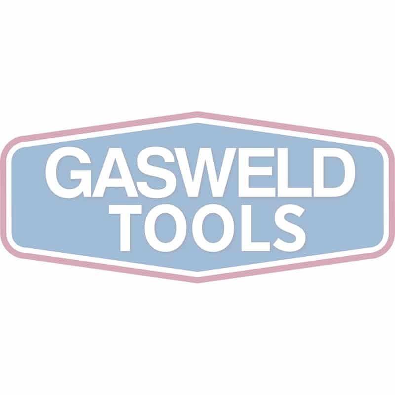 Truck Box Steel 1210 x 600 x 750 White 2 Drawers Gas Struts T-Lock Handle Angled