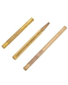 Toledo 301662 Brass Drift Punch Set