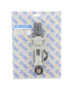 SMC AW30-02BG-B-POS Filter Regulator 1-4