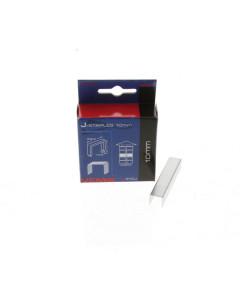 Toolex 1010HD Flat Staples 10.6mm Crown 10mm