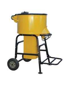 Toolex DCM120B Pan Mortar Mixer 1100W 120L