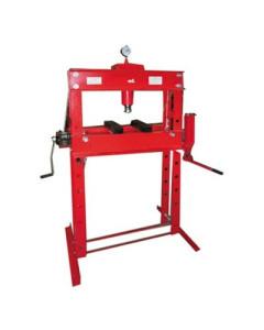 Toolex  Hydraulic Press Floor 50 Tonne
