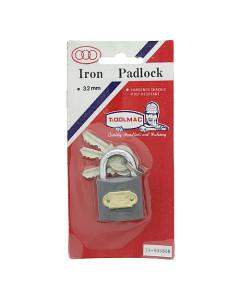 Toolex  Padlock 16mm x 5mm