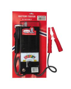 Toolex  Battery Tester 6-12V