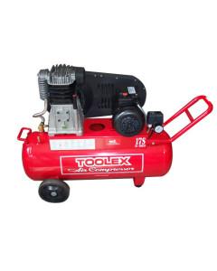 Toolex 1012 Air Compressor 17S Electric 3.