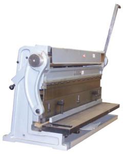 Toolex 3IN1-1000 Comb Bender Shear & Rolls 1000