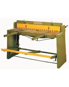 Toolex  Treadle Guillotine 1320X1.5mm