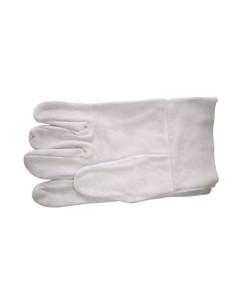 Toolex G-P033 Glove Leather Chrome 27Cm
