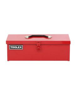Toolex TB100 Tool Box Steel 378 x 153 x 128