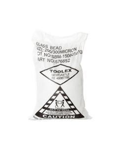 Toolex  Blast Beads Glass Inda 25K Bag