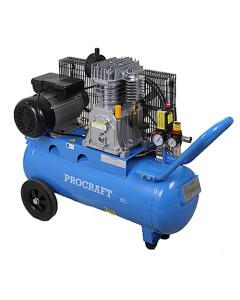 Procraft LH2550COPPERMOTOR Air Compressor 2.5 Hp 15Q-50L