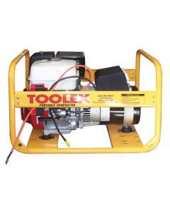 Toolex 1012 Generator TH8E 13Hp Honda Elec