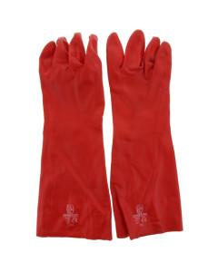 Paramount PVC27 Glove Red Pvc 27Cm Safety Cuff