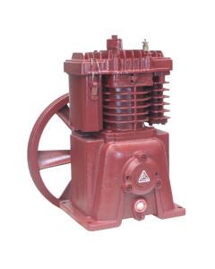 B-1 Fusheng  Air Compressor 2 Stage Pump 18 Cfm 1250Rpm 213Psi 5.5 Hp Elect 9Hp Petrol