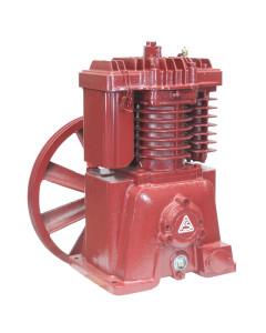 Fusheng  Air Compressor 2 Stage Pump 31.1 Cfm 1250Rpm 210Psi 7.5Hp Elect 13Hp Petrol