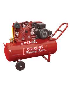 Air Compressor 2.2 Hp V13-60L 240V Electric 60L Tank Fusheng Pump VA65 145Psi Handle