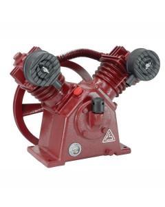 VA-65 Fusheng Air Compressor Pump V Twin 9.3 Cfm 900 Rpm 145 Psi 2.2 Hp Single Stage