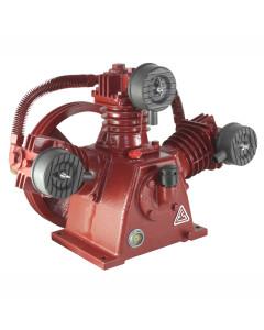 TA65 Fusheng Air Compressor Pump 15.2 Cfm 900 Rpm 145 Psi 3.0 Hp Single Stage