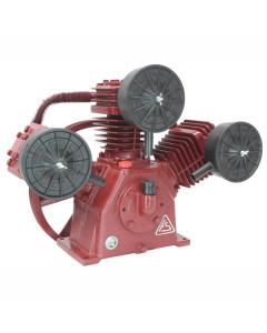 TA-80 Fusheng  Air Compressor Pump 28.8 Cfm 900 Rpm 145 Psi 5.5 Hp Single Stage