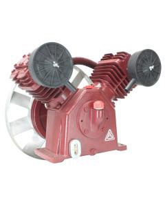 VA-100 Fusheng Air Compressor Pump V Twin 35 Cfm 900 Rpm 145 Psi 7.5 Hp Single Stage