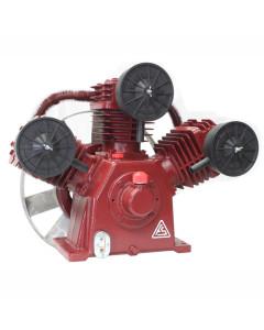 TA-100 Fusheng Air Compressor Pump 52.5 Cfm 900 Rpm 145 Psi 10.0 Hp Single Stage