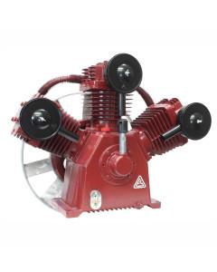 TA-120 Fusheng Air Compressor Pump 71.9 Cfm 900 Rpm 142 Psi 15.0 Hp Single Stage