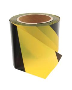 Toolex CL-2YELLOWBLACK Safety Tape Yellow Black 75mm