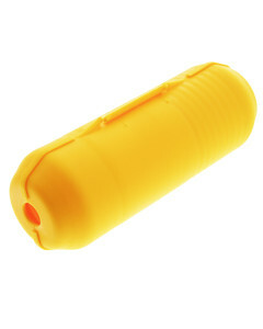 Extension Lead Safety Lock Yellow