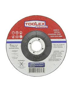 Toolex GRIDISC100166.0 Grinding Disc 100 x 6 x 16mm