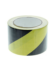 Toolex 8710 Safety Marking Tape Yellow And