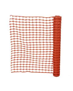 Toolex 6400120G-M2 Barrier  Mesh Orange 50m x 1m