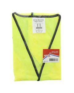 Toolex 5110XXXXL Safety Vest Reflect Yellow 4XL
