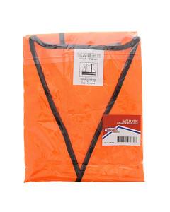 Toolex 5111XXXXL Safety Vest Reflect Orange 4XL