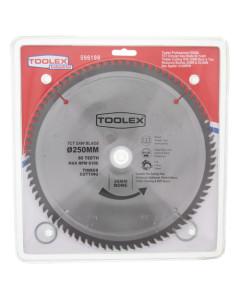 Toolex  Circular Saw Blade 250MM 80TH