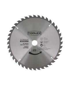 Toolex  Circular Saw Blade 305MM 40TH