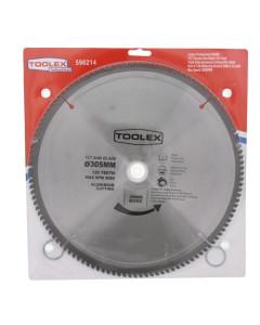 Toolex  Circular Saw Blade 305MM 120TH