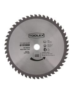 Toolex  Circular Saw Blade185MM 48TH M