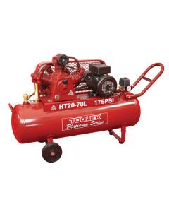 Air Compressor 3.2 Hp HT20-70L 240V 70L Handle Tank Fusheng Pump HTA65 High Pressure 175 P