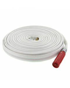 Hose Fire 25mm x 30M Layflat With Fittings