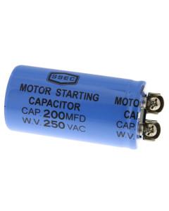 Toolex CAPACITOR532510 Bandsaw Horiz 200uF Capacitor