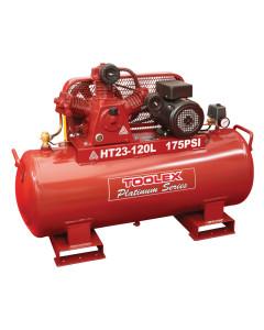 Air Compressor 3.2Hp HT23-120L 240V Floor Mount Tank Fusheng Pump HTA65 175 Psi