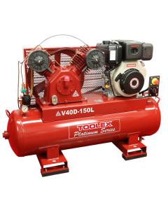 Fusheng 1012 Air Compressor V40DES-150L 10