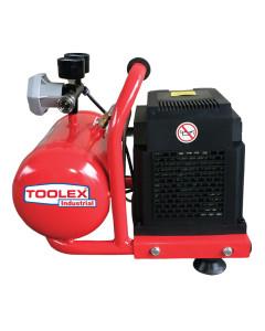 Toolex EWD1-3-2 Air Compressor 0.5Hp Oilless