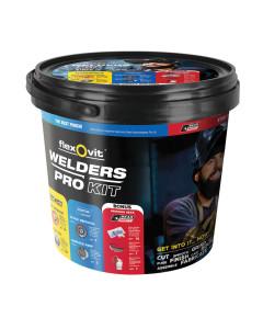 Flexovit 66252845903 Welders Abrasives Tub 125mm