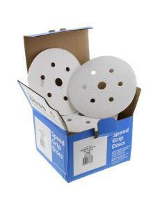 Flexovit 66623320649 Sanding Disc 150mm 80 Grit