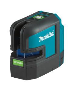 Makita SK105GDZ 12V Max Green Cross Line Laser