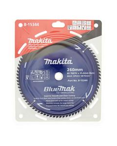 Blade Tct 260X25.4X80T 2.3mmk