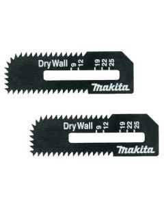 Makita B-49703 Plaster Board Blade Set Pk2