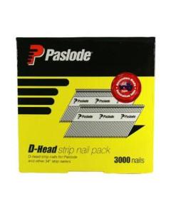 Paslode B20463 Nails 50mm, 2.87mm diameter