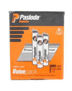 Paslode B20547V Nails Impulse 75 x 3.06mm V-Pk